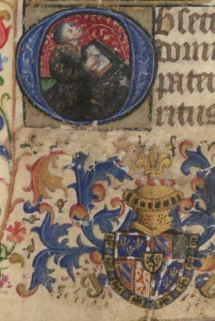 Prière de Philippe le Bon