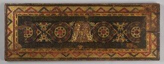 Tibetischer Buchdeckel (Oberdeckel) - BSB Cod.tibet. 81#Buchdeckel1