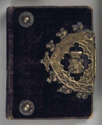 Luxuseinband zu: Livre du mariage - BSB ESlg/Liturg. 1451 v#Einband