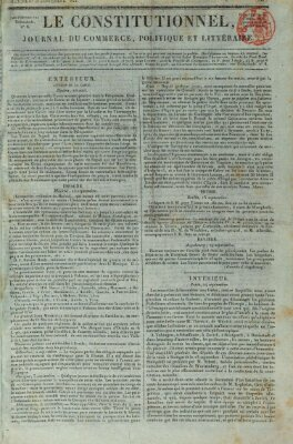 Le constitutionnel Mittwoch 25. September 1822