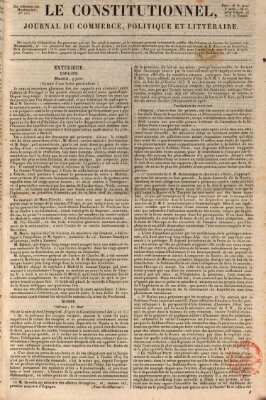 Le constitutionnel Donnerstag 17. Juni 1824