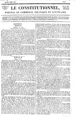 Le constitutionnel Donnerstag 8. Juni 1826