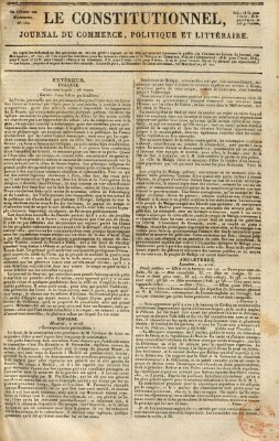 Le constitutionnel Samstag 14. April 1827