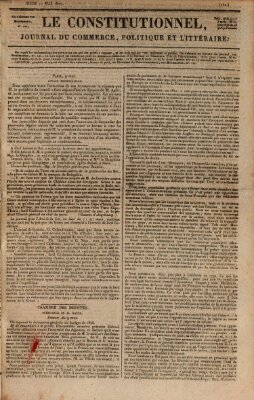 Le constitutionnel Donnerstag 10. Mai 1827