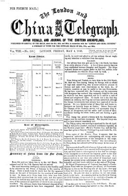 The London and China telegraph