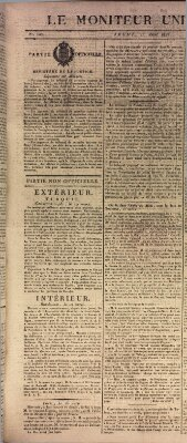 Le moniteur universel Donnerstag 17. April 1823