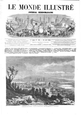 Le monde illustré Samstag 18. April 1863