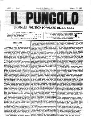 Il pungolo Donnerstag 2. Mai 1861