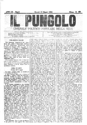 Il pungolo Donnerstag 15. Mai 1862