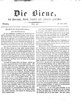 Die Biene (Würzburger Journal)