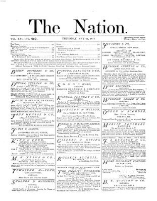 The nation Donnerstag 22. Mai 1873
