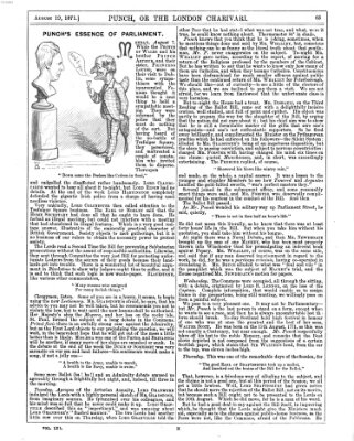 Punch Samstag 19. August 1871